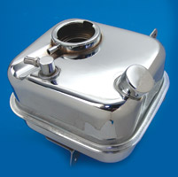 J&P Cycles® Big Twin Replacement Oil Tank