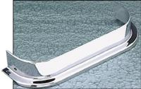 J&P Cycles® Chrome Oil Tank Trim