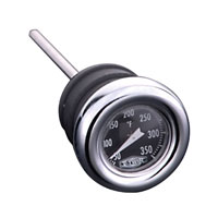J&P Cycles® Oil Tank Temperature Gauge
