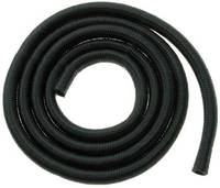 Black Nylon Braided Fuel and Oil Hose