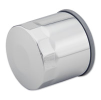 Milwaukee Twins Chrome Replacement Spin-on Oil Filter