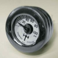 Thunder Cycle Oil Pressure Gauge
