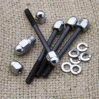 Colony Acorn Style Chrome Oil Pump Mounting Kit