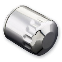 S&S Cycle Chrome Oil Filter