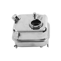 V-Twin Manufacturing Chrome Oil Tank