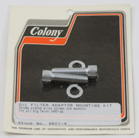 Colony Oil Filter Mount Kit