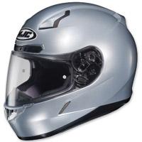 HJC CL-17 Silver Full Face Helmet