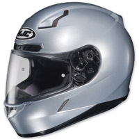 HJC CL-17 Silver Full Face Helmet