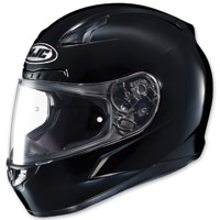 HJC CL-17 Black Full Face Helmet