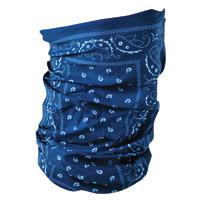ZAN headgear Blue Paisley Motley Tube