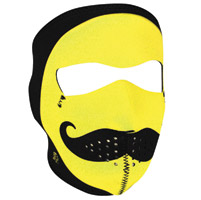 ZAN headgear Mo Happy Neoprene Face Mask