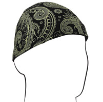 ZAN headgear Paisley Bamboo/Cotton Flydanna