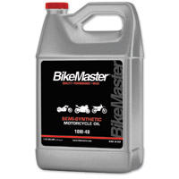 BikeMaster Semi-Synthetic 10W40 Engine Oil