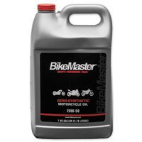 BikeMaster Semi-Synthetic 20W50 Engine Oil