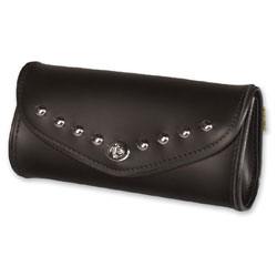 Willie & Max Large High Mount Studded Windshield Bag