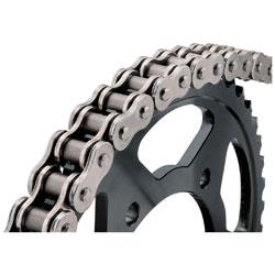BikeMaster 530 O-ring Chain, 120 Link