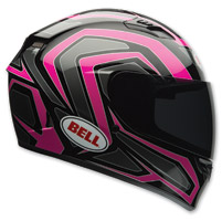 Bell Qualifier Machine Black/Pink Full Face Helmet
