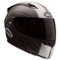 Bell Revolver Evo Rally Matte Black/White Modular Helmet