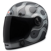 Bell Bullitt Chemical Candy Gray Full Face Helmet