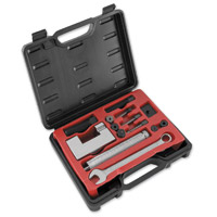 BikeMaster Heavy-Duty Chain Breaker & Rivet Tool