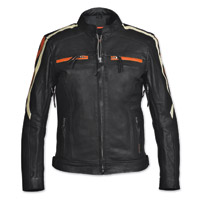 Interstate Leather Women's Blade Black Leather Jacket