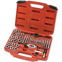 Biker's Choice SAE Tap & Die Wrench Set