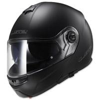 LS2 Strobe Matte Black Modular Helmet