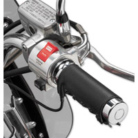 BikeMaster Removable Heated Grip Covers