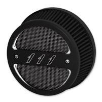 Wimmer Custom Cycle Black Round High Flow Air Cleaner