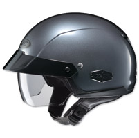 HJC IS-Cruiser Metallic Anthracite Half Helmet