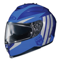 HJC IS-17 Grapple Blue/Gray Full Face Helmet