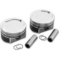 Twin Power Cast Replacement Big Bore Piston Kit