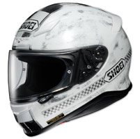 Shoei RF-1200 Terminus White Full Face Helmet