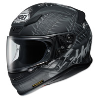Shoei RF-1200 Seduction Black Full Face Helmet