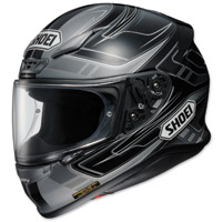 Shoei RF-1200 Valkyrie Black/Gray Full Face Helmet
