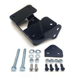 Easy Brackets Black Turn Signal Relocation Kit