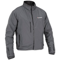 Firstgear Men's 90 Watt Heated Gray Jacket