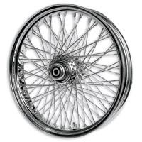 Paughco 80-Spoke Chrome Wheels