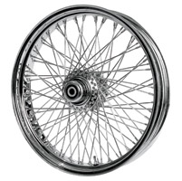 Paughco 80-Spoke Chrome Wheels