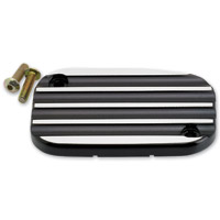 Joker Machine Black Finned Clutch Master Cylinder Cover