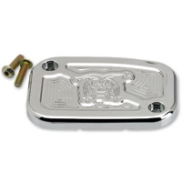 Joker Machine Chrome Joker Clutch Master Cylinder Cover