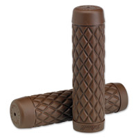 Biltwell Inc. 1″ Chocolate Torker Grips