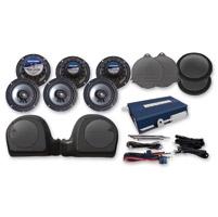 Hogtunes Complete 6 Speaker Kit
