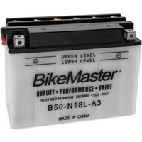BikeMaster Conventional Battery