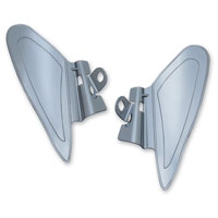 Kuryakyn Saddle Shields Heat Deflectors