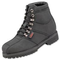 Joe Rocket Women's Rebellion Black Leather Boot