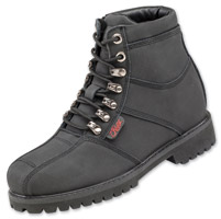 Joe Rocket Women's Rebellion Black Leather Boot