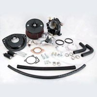 S&S Cycle Black Super G Carb Kit