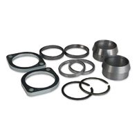S&S Cycle T143 Exhaust Flange Starter Kit