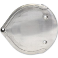 Lowbrow Customs Smooth Cast Air Cleaner Cover